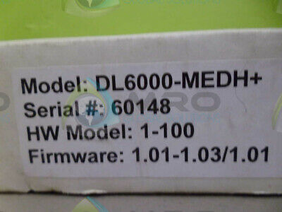 Equister Dl6000-Medh+ *New In Box*
