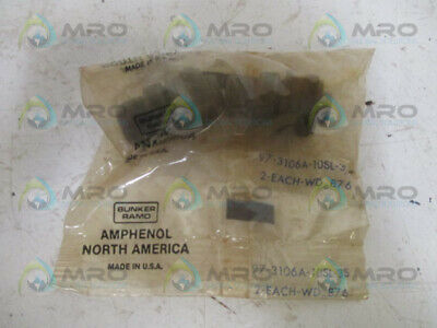 Amphenol 97-3057-1004 Cable Clamp  * New In Factory Bag *