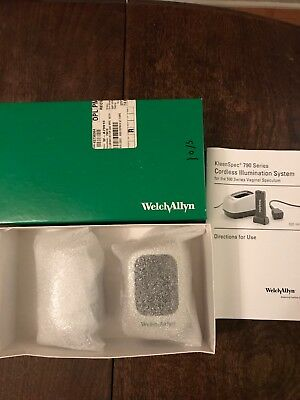 Welch Allyn Kleenspec 739 Series Charger And Power Supply Only- NIB