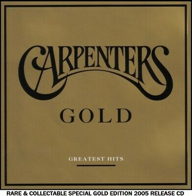 The Carpenters - The Very Best 20 Greatest Hits Collection RARE 2005 CD 70's Pop