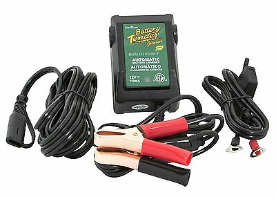 New Battery Tender 12V Maintainer Trickle Charger 12 Volt Junior 021-0123