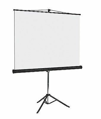 Bi-Office Tripod Projection Screen, 1250 Mm Used Once