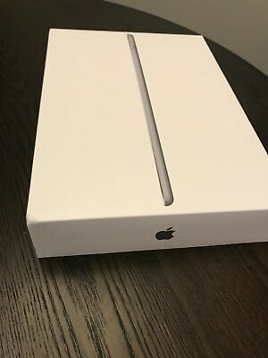 Apple iPad 6th Gen. 32GB, Wi-Fi, 9.7in - Space Gray  BRAND NEW SEALED