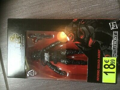 inferno squad agent exclusive black serie star wars