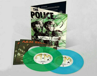 "THE Police Message In A Bottle 2019 RECORD STORE DAY (RSD) 2x7"" COLOURED VINYL"