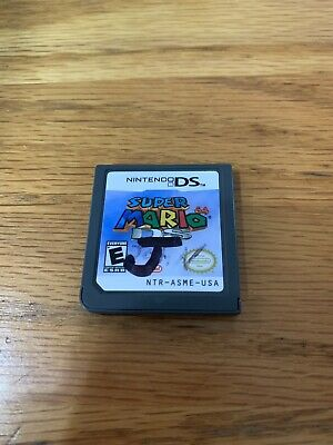 New Super Mario Bros. (Nintendo DS) - Game/Cartridge Only