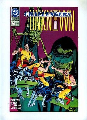 Challengers of the Unknown #2 - DC 1981 - VFN