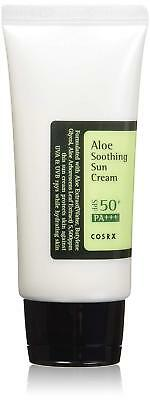 [ COSRX ] Aloe Soothing Sun Cream (50ml) SPF50+/PA+++ Made in Korea