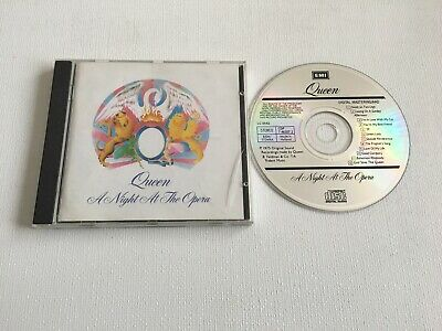 Cd - Queen - A Night At The Opera
