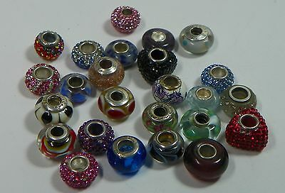 Dangle bead charm converter bail .925 x 1 Converters Bails beads CFBD305