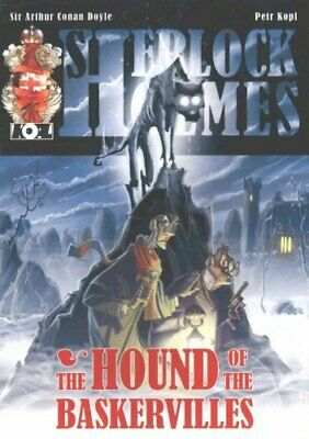 The Hound of the Baskervilles - A Sherlock Holmes Graphic Novel 9781780927237