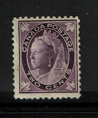 Canada SC# 68, Mint Hinged, Hinge Remnant, Crayon mark on back - S2623