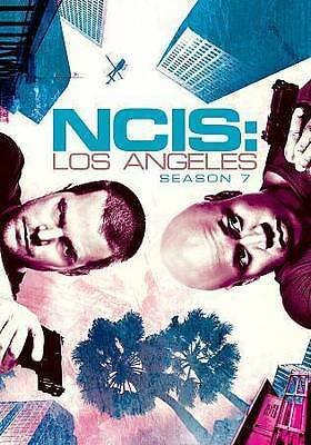 New Sealed NCIS: Los Angeles - The Complete Seventh Season DVD 7