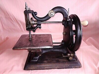 Rare antique collectable Agenoria sewing machine, good condition