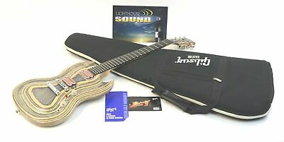 2009 Gibson Zoot Suit SG Electric Guitar - Black & Natural w/Gibson Bag - RARE