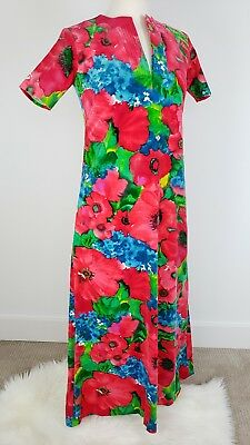 cf7e7752da65ef Lilly Pulitzer Vintage The Lilly 1970 Maxi Dress Hostess Gown Long Kaftan