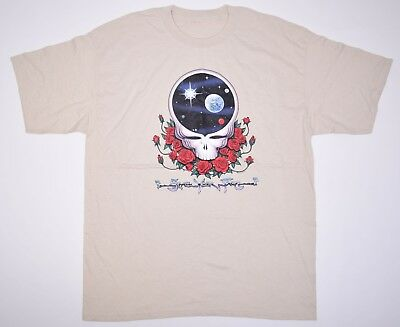 GRATEFUL DEAD-SPACE YOUR FACE-SYF- TSHIRT XL ONLY Ltd Garcia