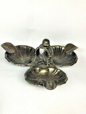 Vintage Sterling Silver 925 Hechen Mexico Mex S.A. Ashtray