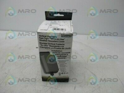 Leviton 5977-Dgy Wallplate Cover * New In Box *