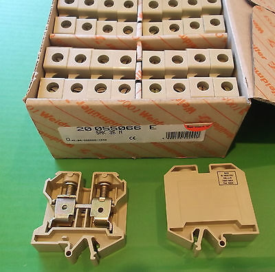 Terminal DIN Rail SAK35N 120A 16mm Weidmuller Klippon 0550660000 x 1pc or Offers