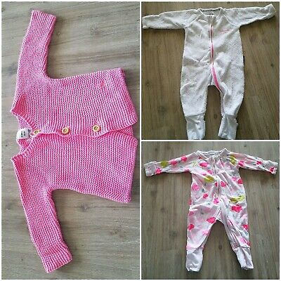 Bonds baby girl clothes size 000