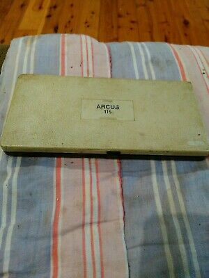 Vintage Arcus 115 Drawing Compass Set
