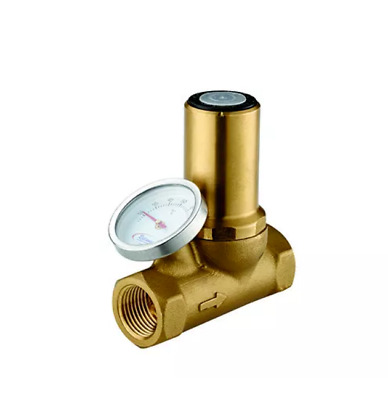 """Thermal Balancing Valve 1/2"""" Inch RWC Includes Jacket"""
