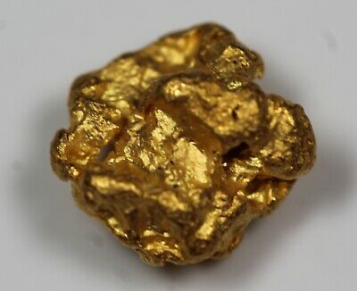 Gold Nugget 0.80 Grams (Australian Natural)