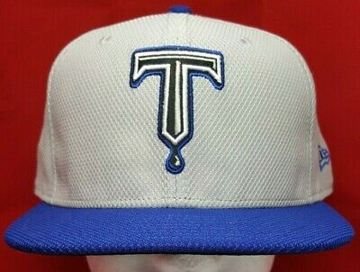 sports shoes 1107a 9a009 Tulsa Drillers MLB MiLB New Era 59fifty fitted cap hat