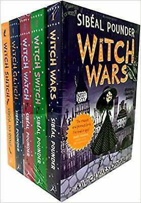 14 BOOKS IN the WITCH Series with Comic Inserts Disney