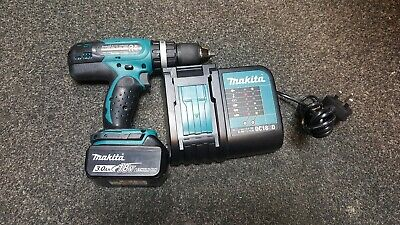 Makita DHP453 18v Cordless Drill with Battery & Charger