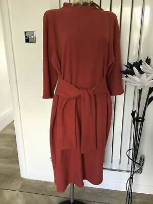 Bnwt Ladies Marks & Spencer Soft Touchh Jersey Dress Size 20