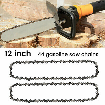 """12"""" Chainsaw Chain Pack Of 2 Fits STIHL 017 MS170 MS171 Chainsaw UK New"""