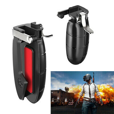 2PCS PUBG Mobile Phone Gaming Trigger Handle For Android /IOS Shooter Controller