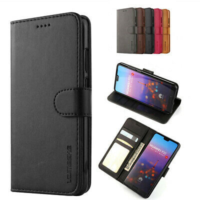 Case For HUAWEI P20 P30 Pro Mate20 Lite Leather Flip Wallet Stand Card Cover New