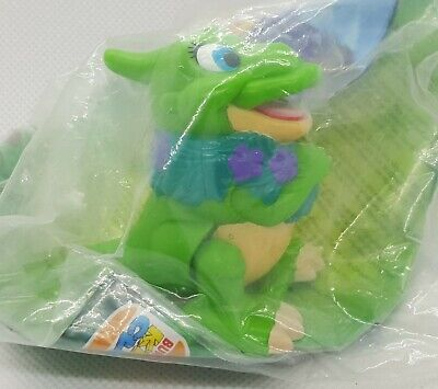1997 Burger King Uk - Rare - The Land Before Time - Ducky - Mint In Packet.