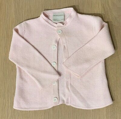 Marquise Baby Girl Knit Cardi - Size 0