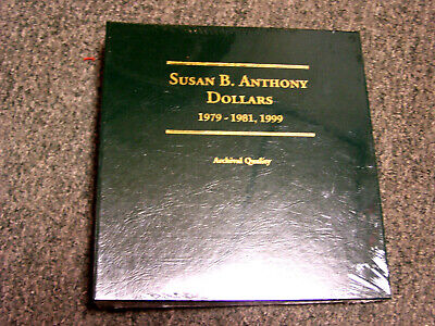 Anthony Dollars Blank #7180-1 Page 1 DANSCO Album Page Susan B