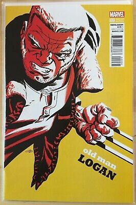 Old Man Logan 2 Michael Cho Variant April 2016 NM Unread Wolverine