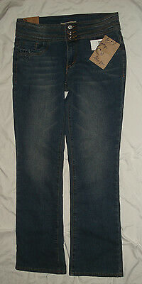 9e9f891e5627a1 Women s Blue Epic New With Tags Blue Slim Boot Cut Stretch Jeans Size ...