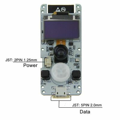 TTGO T-Camera ESP32-WROVER-B & PSRAM with Microphone ESP32 WROVER OV2640 Camera