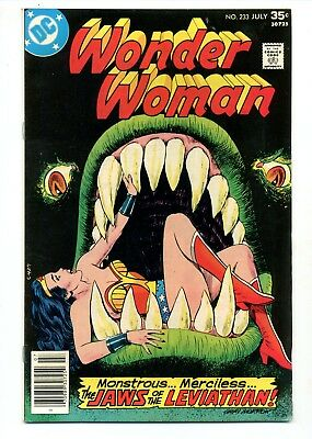 Wonder Woman #233    The Jaws of the Leviathan