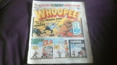 Whoopee Comic Excellent Condition 30th August 1980