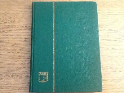 World And Commonwealth Stamps Collection In 16 Page Stock Book Est 500 Plus