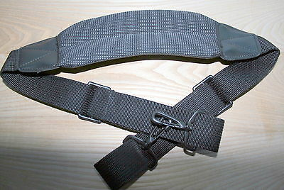 "New Light Weight Replacement Shoulder Strap, Luggage, Camera bag, 1.5"" W x 48"" L"