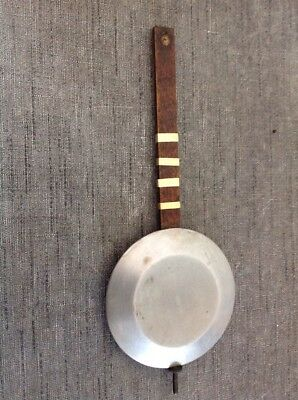 Antique Clock Pendulum For Wall Clock 57g 100mm Diameter 265mm Long