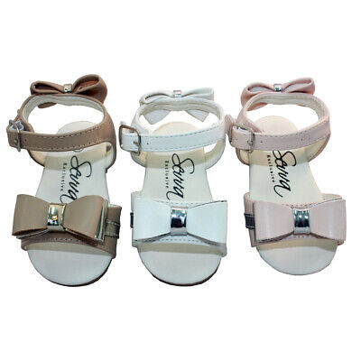 Girls Tbar Shoes Tia Sevva Rollybaby Toddler Spanish Style Occasion Party