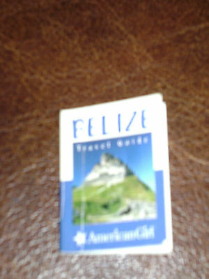 "AMERICAN GIRL DOLL 18"" BELIZE Travel Guide Book Library RETIRED"