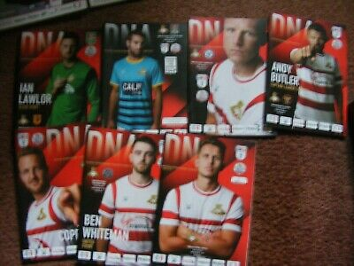 2017 2018 Doncaster Rovers v Hull City League Cup