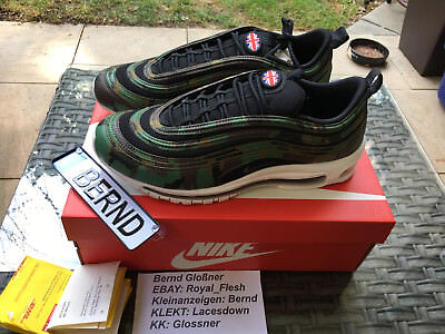 sports shoes d7b7c a3996 Nike Air Max 97 Country Camo UK   US 11.5   EUR 45.5   DS Neu